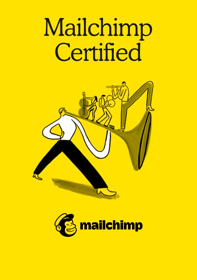 Mailchimp Certified Accredited Partner Catherine Gladwyn